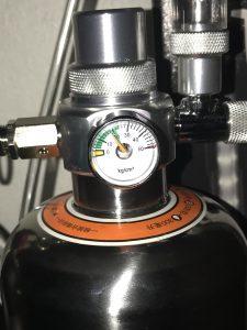 20 kg/cm3 pressure
